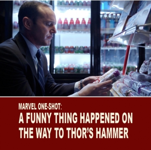 A Funny Thing Happened on the Way to Thor's Hammer 2