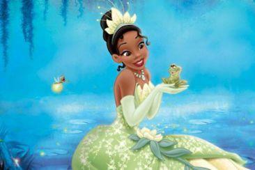 Princesa-Sapo
