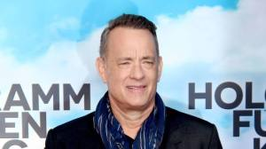 Mandatory Credit: Photo by BabiradPicture/REX/Shutterstock (5659704h) Tom Hanks 'A Hologram for the King' film premiere, Berlin, Germany - 24 Apr 2016