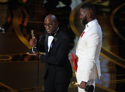 'Moonlight', de Barry Jenkins, leva três prêmios no Oscar 2017.   (Crédito: Lucy Nicholson/Reuters)