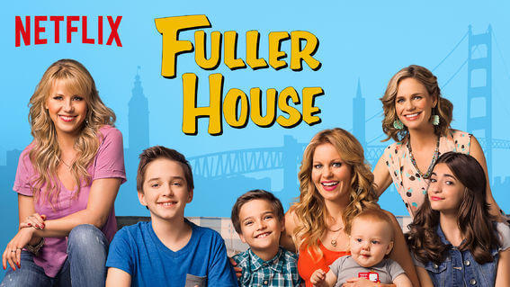 Will full house come to netflix 2017